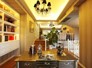 华远和墅-欧式四居-华远和墅欧式风格案例