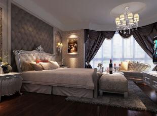 ,400平,31万,现代,别墅,卧室,黑白,