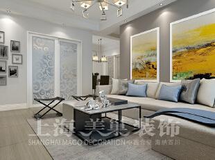 ,160平,135万,四居,中式,客厅,白色,