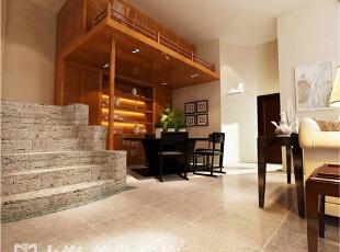 郑州清水苑260平挑高复式现代简约风格装修——客厅装修效果图,260平,20万,现代,复式,客厅,白色,原木色,