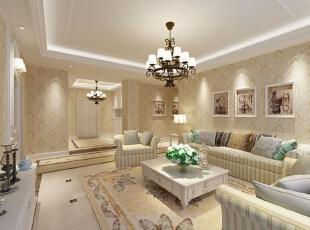 ,185平,25万,欧式,四居,客厅,白色,绿色,黄色,粉色,
