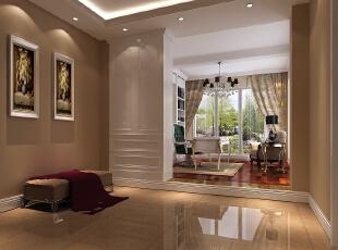 ,180平,10万,欧式,公寓,书房,白色,