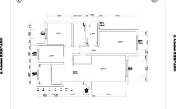 丽景蓝湾C区9号楼中式风格