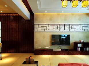 ,154平,12万,现代,复式,客厅,原木色,