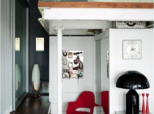 ,105平,9万,现代,公寓,卧室,白色,原木色,