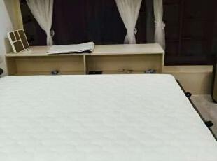 ,90平,9万,现代,Loft,卧室,白色,