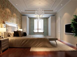 ,240平,20万,欧式,四居,卧室,白色,