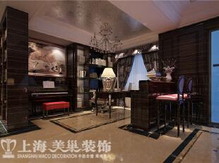 林溪湾82栋480平新古典装修效果图,480平,100万,新古典,别墅,