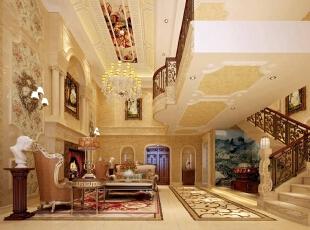 ,315平,70万,新古典,别墅,