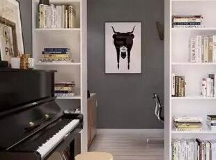 设计重点:吧台设计   编辑点评:白色吧台立显洁净大方。台面凸出设计,增加厨房的操作面积又可将未使用的高脚椅放入,打造宽敞空间。,170平,21万,宜家,四居,