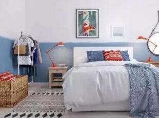 设计重点:收纳展示设计   编辑点评:用隔板美化墙壁,巧装成书架,充满书香气,让小小工作区拥有强大的收纳展示功能。整体营造安静舒适的办公环境。,170平,21万,宜家,四居,