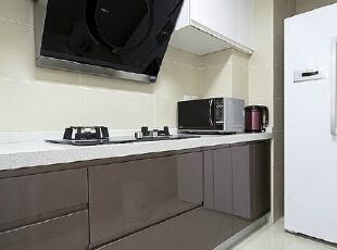 ,90平,9万,现代,两居,厨房,
