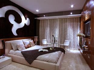 ,优山美地,简欧风格卧室,别墅装修设计,别墅装修风格,别墅软装设计,