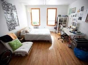 租房美居-现代一居-【租房美居】如何打造0卧室标间出租房
