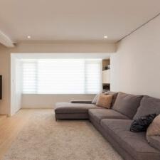 掌握实木复合地板与家具配色要点,让你家变得幸福温馨