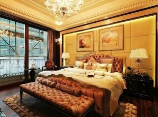 曲池东岸别墅卧室视野,220平,45万,欧式,别墅,