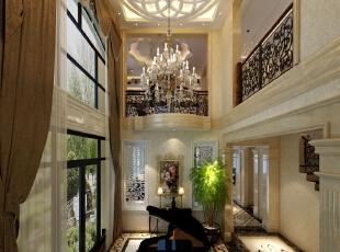 从整体到局部,无论是精雕细琢,还是镶花刻金,都给人一丝不苟的印象。我们任然可以从中感受到传统的历史痕迹与浑厚的文化底蕴,在保留了旧时代的基础上,延续材质和色彩的同时,摈弃了过于复杂的肌理和装饰,简化了线条。,584平,248万,欧式,别墅,客厅,黄色,