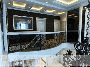 简欧风格就是简化了的欧式装修风格。也是目前住宅别墅装修最流行的风格。简欧风格更多的表现为实用性和多元化。简欧家具包括床、电视柜、书柜、衣柜、橱柜等等都与众不同,营造出日常居家不同的感觉。,206平,10万,宜家,复式,客厅,黑白,
