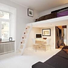 小户型装修有技巧,让你的家就是不一样