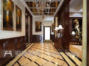 简约欧式风格沿袭古典欧式风格的主元素,融入了现代的生活元素。欧式的居室有的不只是豪华大气,更多的是惬意和浪漫。通过完美的典线,精益求精的细节处理,带给家人数不尽的舒服触感。,186平,8万,欧式,四居,客厅,玄关,红色,黄色,