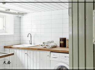 ,420平,80万,欧式,别墅,厨房,原木色,白色,绿色,