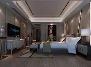 ,180平,40万,现代,四居,卧室,