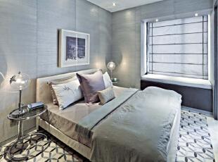 ,211平,25万,现代,四居,卧室,黑白,