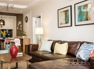 客厅,140平,40万,混搭,三居,客厅,