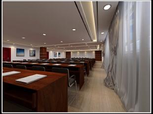 大会议室 现代 装修,2500平,110万,现代,公装,