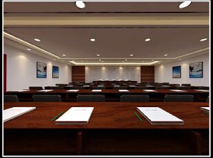 大会议室 装修 现代,2500平,110万,现代,公装,