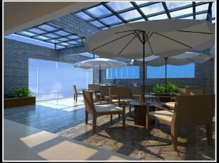 阳光房 现代 装修,2500平,110万,现代,公装,