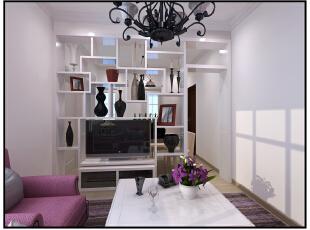 现代 客厅 装修,70平,5万,现代,两居,