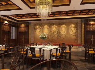 牡丹因为其雍容华贵,美艳绝伦被誉为花中之王,1500平,450万,中式,公装,