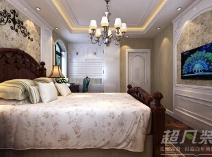 ,90平,12万,混搭,两居,卧室,