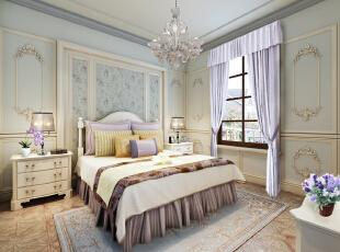女儿房,400平,25万,小资,别墅,卧室,紫色,