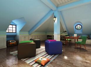书房,400平,25万,小资,别墅,书房,蓝色,绿色,