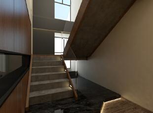 ,120平,35万,现代,两居,楼梯,黑色,