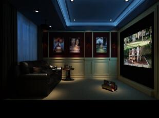 博雅园—影音室,200平,50万,混搭,一居,