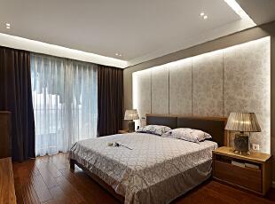 为您创造一个温馨,健康的家庭环境,,让您回味古典雅致的中式韵味,为您打造精致,优雅,古典壮观的风格,135平,11万,中式,三居,卧室,