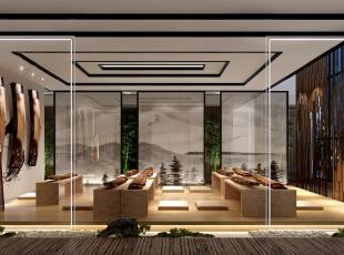 高迪愙室内设计师常傑,1000平,350万,中式,公装,