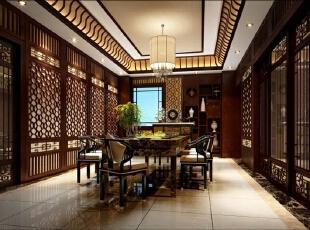 ,385平,350万,中式,别墅,