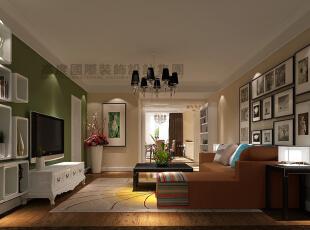 客厅,140平,30万,现代,公寓,