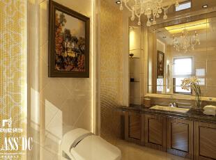,360平,40万,新古典,别墅,卫生间,别墅装修,