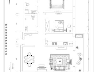 ,155平,16万,简约,三居,玄关,客厅,餐厅,厨房,卧室,书房,儿童房,卫生间,阳台,