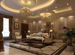 ,160平,25万,欧式,四居,客厅,原木色,白色,春色,绿色,蓝色,黄色,