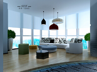 时间的力量——香港高迪愙室内设计,200平,30万,现代,一居,