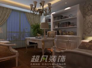 灵宝黄金大厦180平欧式风格案例赏析——卧室装修效果图,180平,16万,欧式,大户型,卧室,