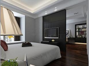 ,265平,22万,现代,大户型,卧室,黑白,