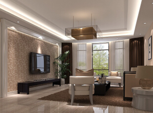 客厅,190平,55万,现代,公寓,