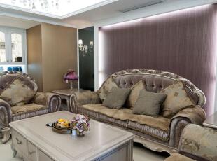 ,12.0万,欧式,140平,四居,客厅,紫色,